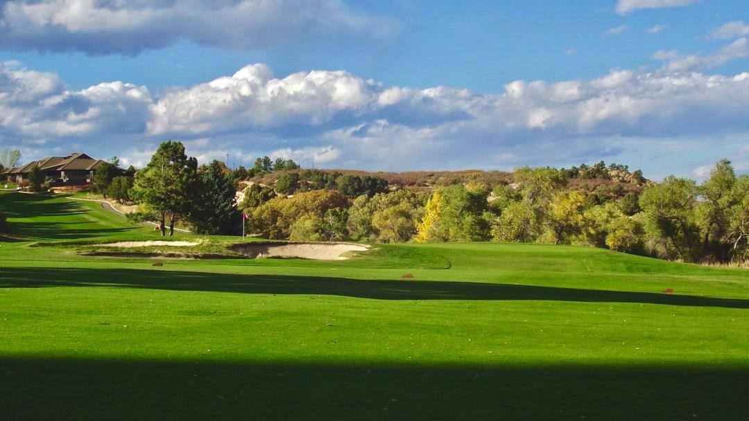 Hole #14 - Arrowhead Golf Club
