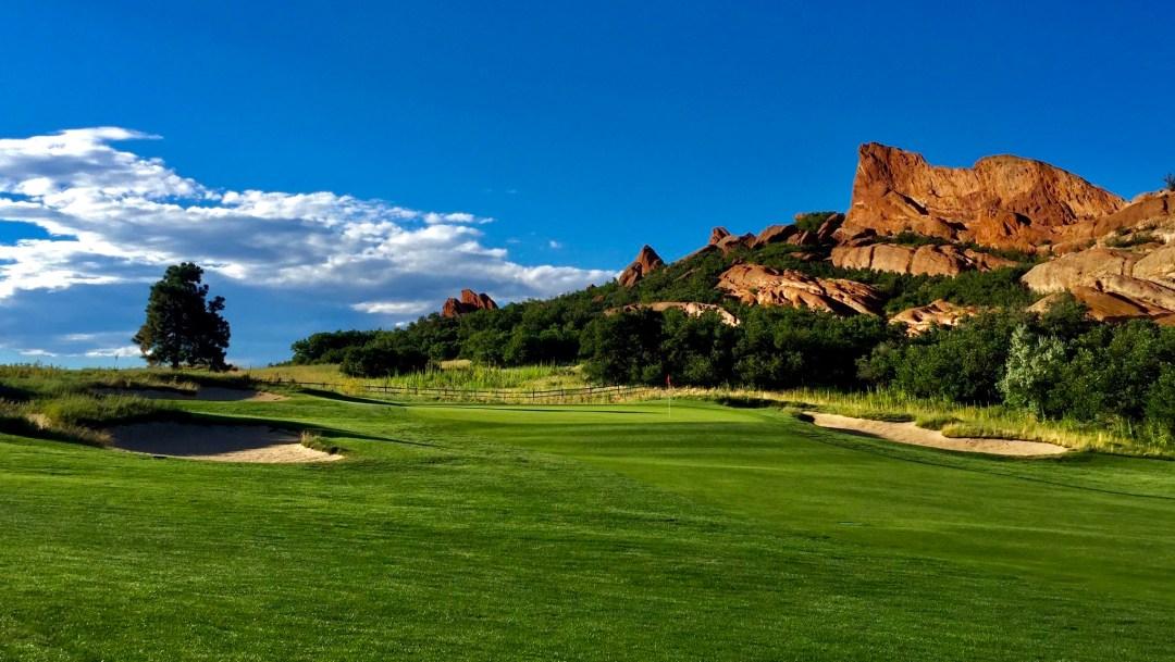 Hole #15 - Arrowhead Golf Club