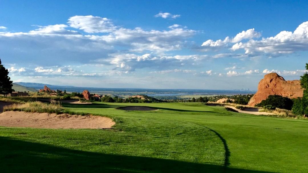 Hole #16 - Arrowhead Golf Club