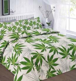 cannabis bedding