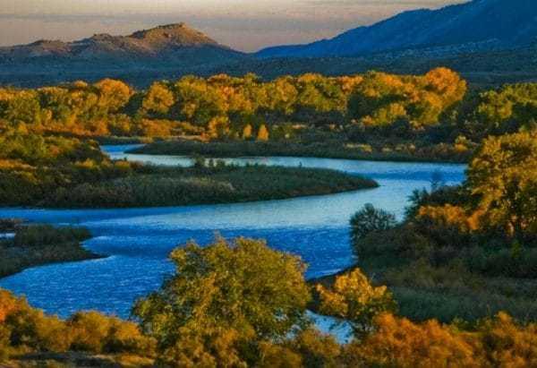 fall vacations in Colorado