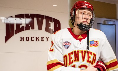 Photo courtesy of University of Denver Athletics
