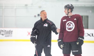 Colorado Eagles, Greg Cronin, Avalanche D-man Conor Timmins