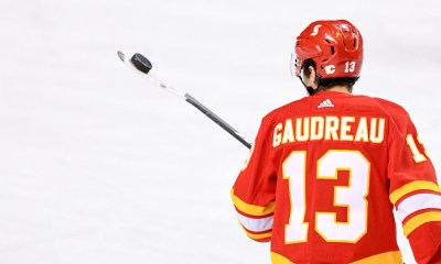 NHL trade Johnny Gaudreau Calgary Flames