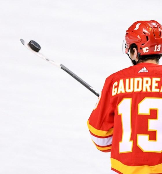 NHL trade Johnny Gaudreau Calgary Flames