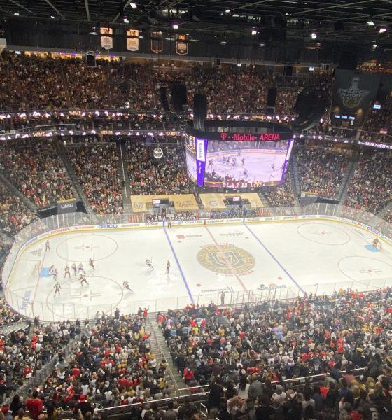 Vegas Golden Knights, Colorado Avalanche Game 4
