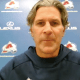 Avalanche head coach Jared Bednar 9/22