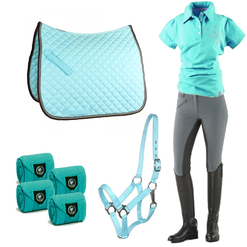 Turquoise Equine Collection