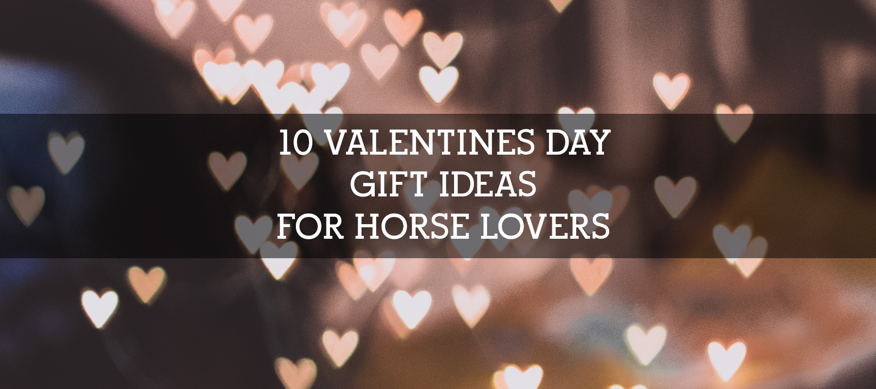 & 10 Valentines Day Gift Ideas for Horse Lovers - Colorado Horse Forum