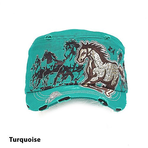 Bling Horse Hat - Valetines Day Gift Idea