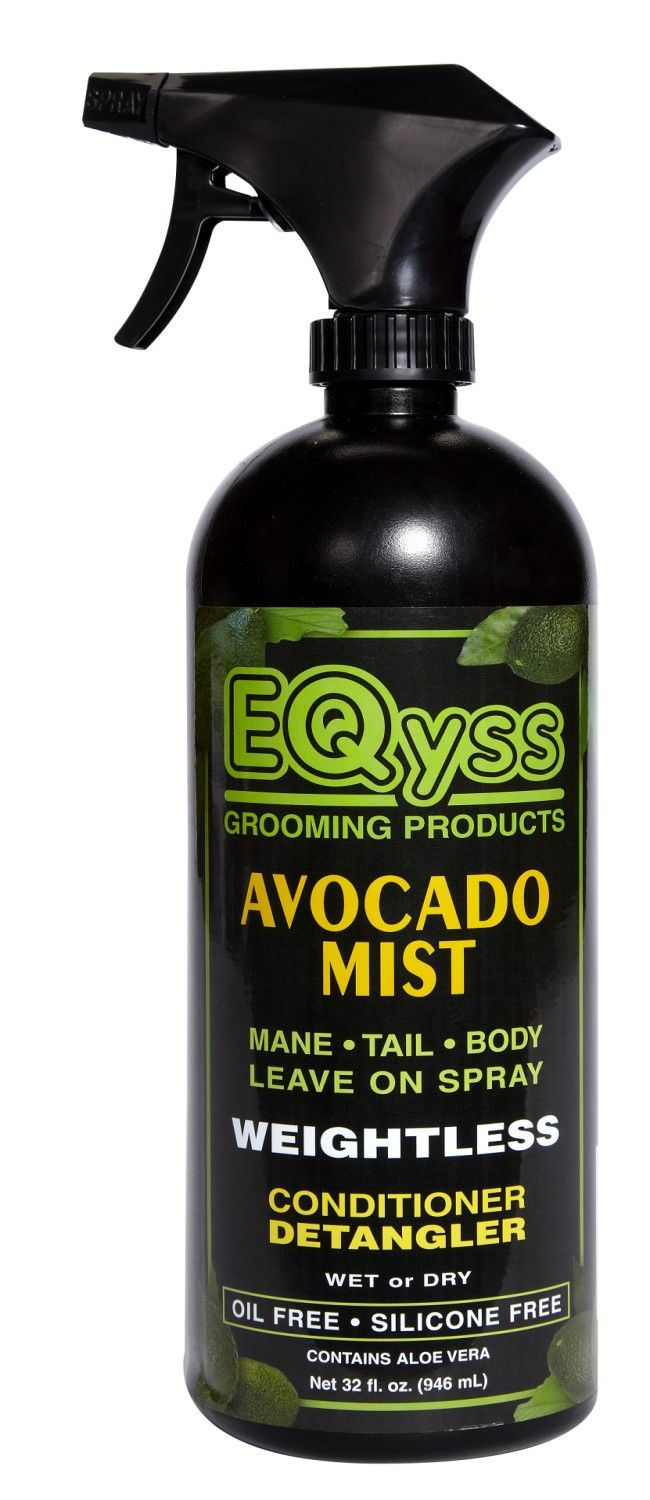 Eqyss Avocado Mist Conditioner Detangler - Valentines Day Gift Idea