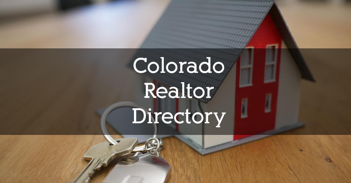 Colorado Realtor Directory