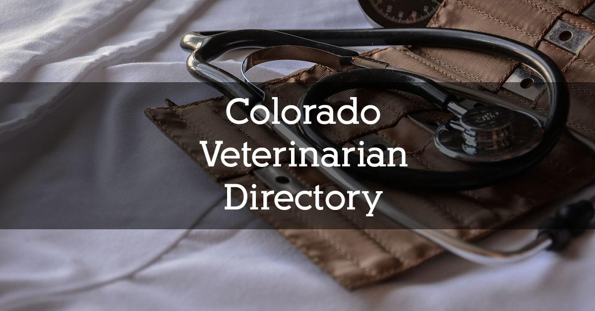 Colorado Veterinarian Directory