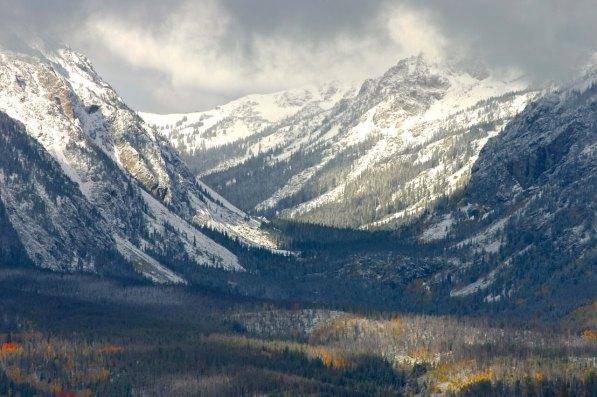 first snow Colorado