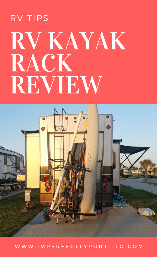 RV Kayak rack review