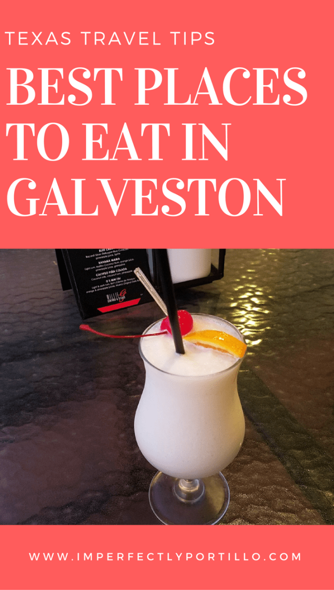 best places to eat in Galveston