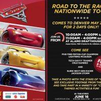 Meet Lightning McQueen & Jackson Storm ~ FREE Denver Event!