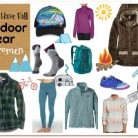 Must-Have Fall Gear for the Outdoor Woman