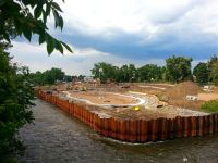 Historic Montana City, in Grant-Frontier Park, is becoming an updated riverfront park.