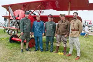 Historic Uniforms - Vintage Aero Flying Museum