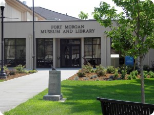 Fort Morgan Museum & Library