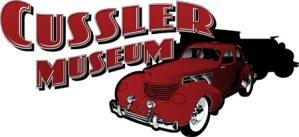 Cussler Museum Logo
