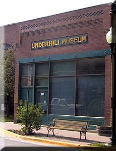 Underhill Museum