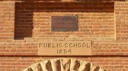 Silver Plume School 1894