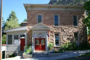 Ouray County Museum building