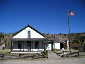 Cozens Ranch and Stage Stop Museum
