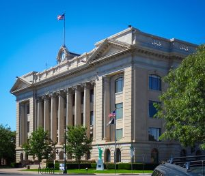 Weld County (Greeley) Courthouse