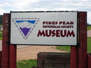 Pikes Peak Historical Society Museum