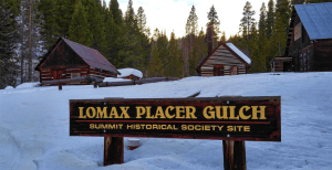Lomax Placer Gulch