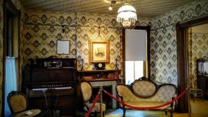 Fort Logan Parlor