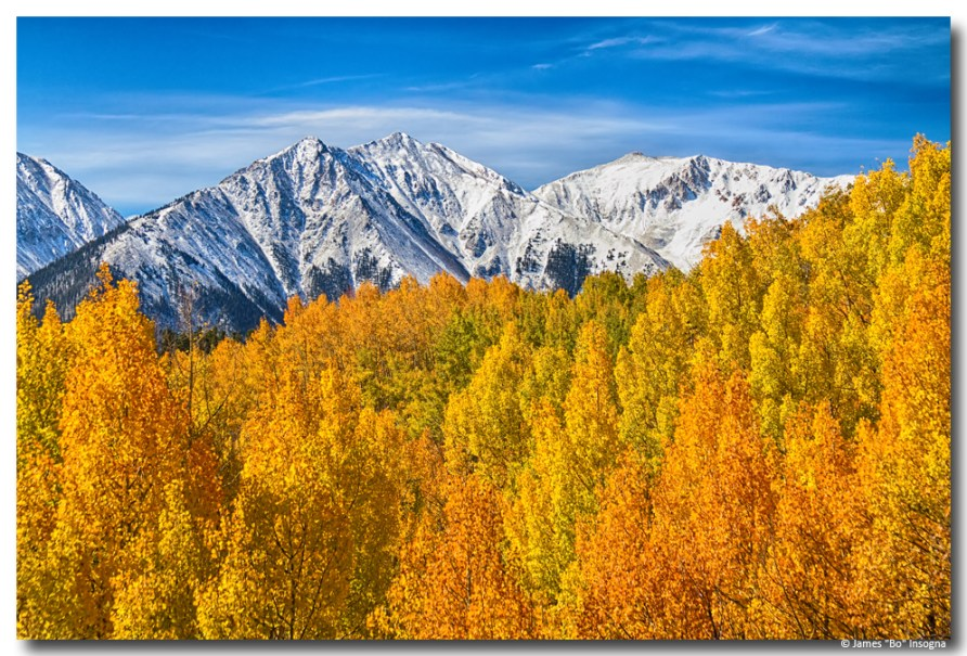Colorado Rocky Mountain Autumn Beauty