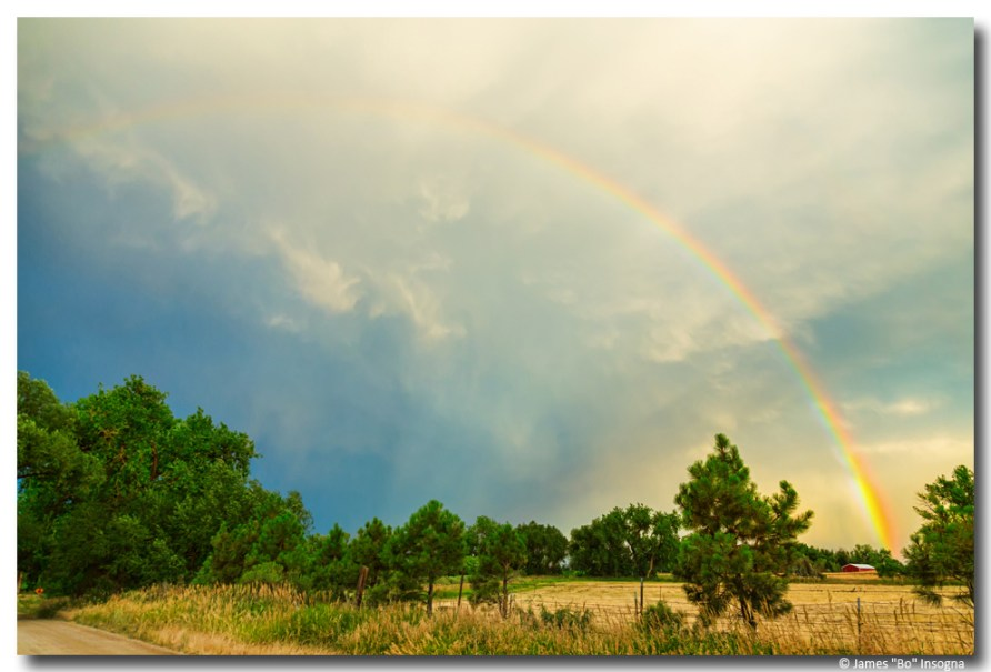 Just Another Colorado Country Rainbow