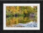 A Time For Reflections Framed Art Print