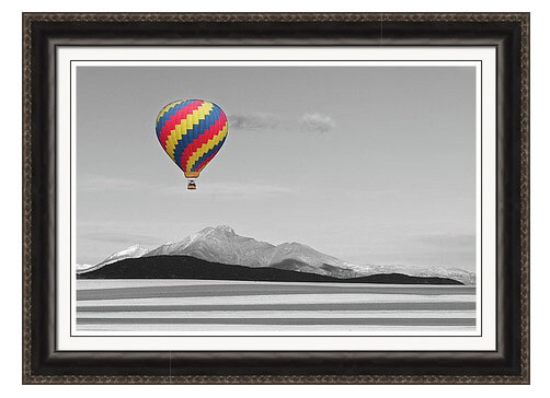 I'll Take a One Way Ticket To Paradise Framed Print