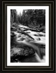 Mountain Force Framed Print