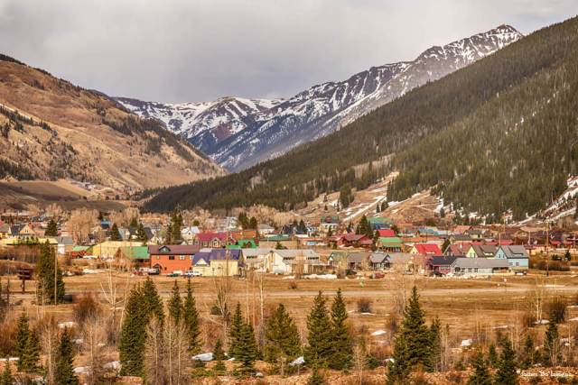 Beautiful Silverton Colorado