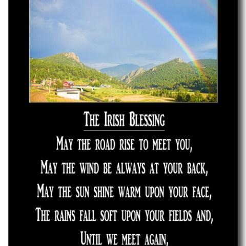 The Irish Blessing