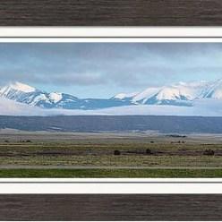 12 The Highway Of Legends Framed Print