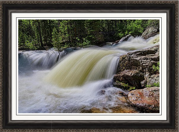 Beautiful Upper Copeland Falls Art Prints