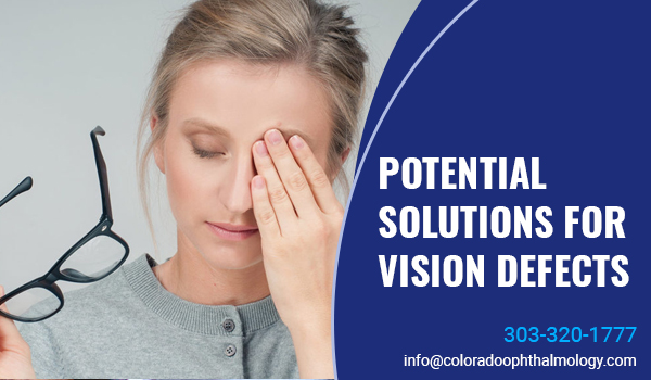 Solutions for Vision Defects