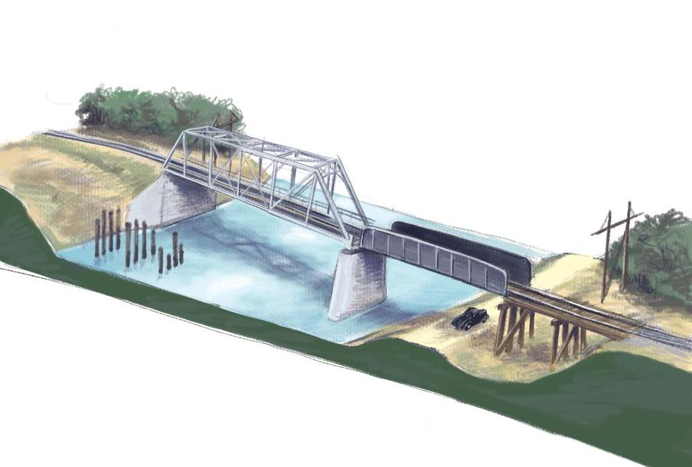 Update: St. Vrain River crossing bridge project