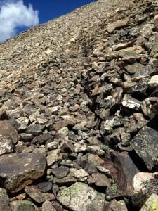 Miner's trail