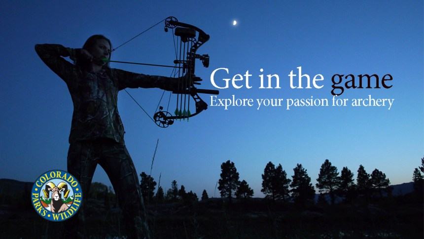 CPW Archery Movie Ad without URLs