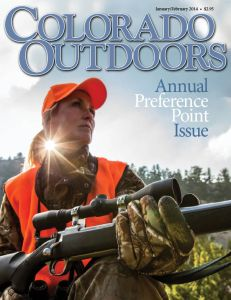Colorado Outdoors Magazine  Preference Point issue.