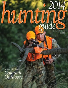 2014 hunt guide Cover