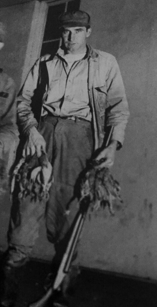Granddaddy, Fred L. Ford